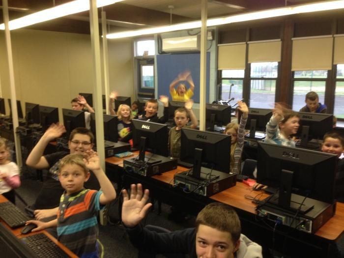 Minecraft Club starts at LAC!